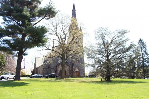 Presbyterian Church, City of Rye