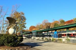 Philipse Manor Train Station