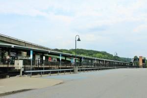 Metro North Train Station