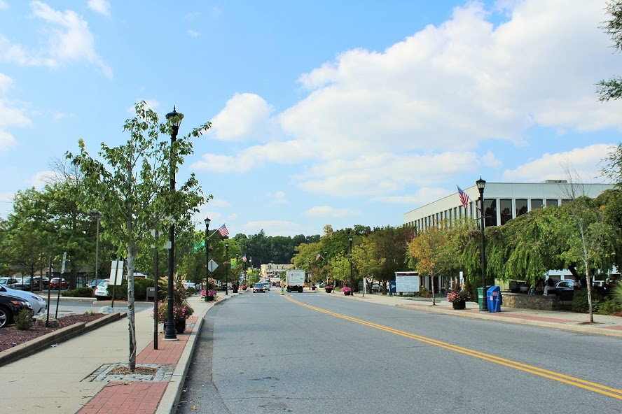 Downtown Yorktown Heights