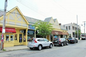 Downtown Pleasantville